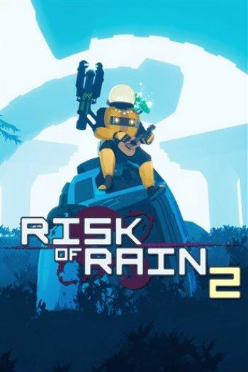 Capa de Risk of Rain 2