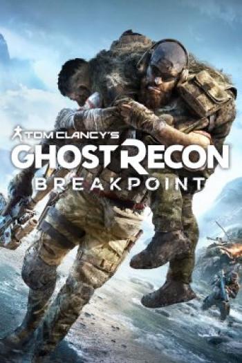 Capa de Tom Clancy's Ghost Recon: Breakpoint