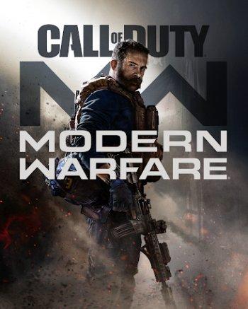 Capa de Call Of Duty: Modern Warfare