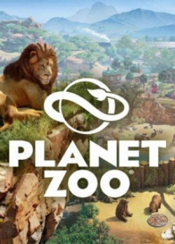 Capa de Planet Zoo