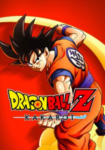 Capa de Dragon Ball Z: Kakarot
