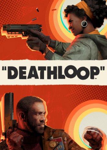 Capa de Deathloop