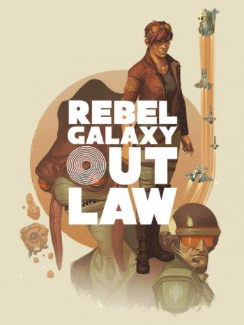 Capa de Rebel Galaxy Outlaw