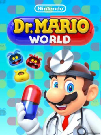 Capa de Dr. Mario World