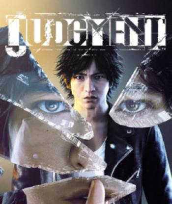 Capa de Judgement