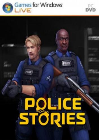 Capa de Police Stories