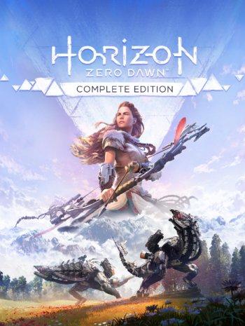 Capa de Horizon Zero Dawn: Complete Edition