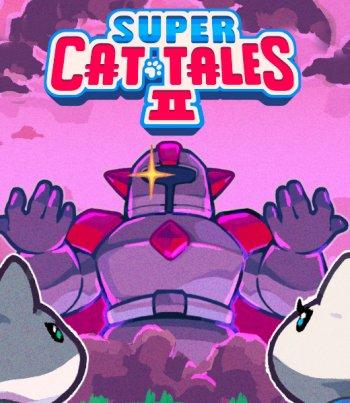 Capa de Super Cat Tales 2