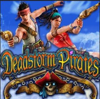 Capa de Deadstorm Pirates