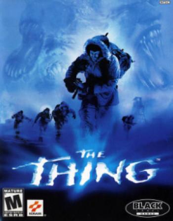 Capa de The Thing