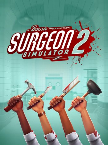 Capa de Surgeon Simulator 2