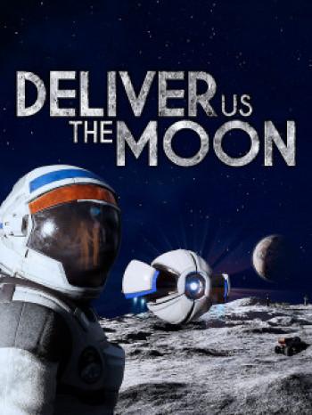 Capa de Deliver Us the Moon