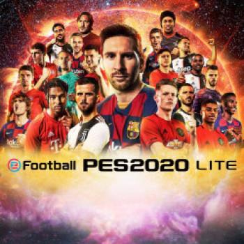 Capa de eFootball PES 2020 LITE