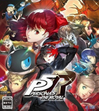 Capa de Persona 5 Royal