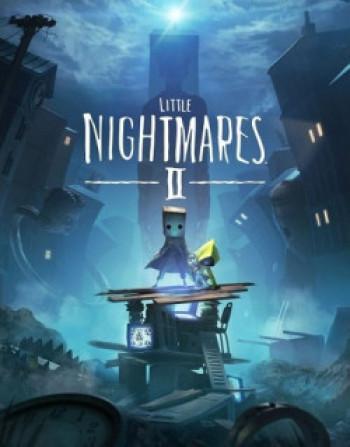 Capa de Little Nightmares II