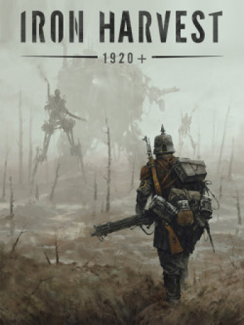 Capa de Iron Harvest