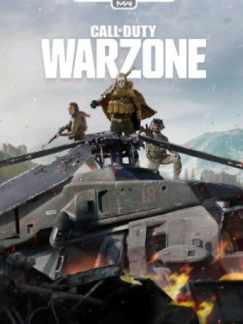 Capa de Call of Duty: Warzone