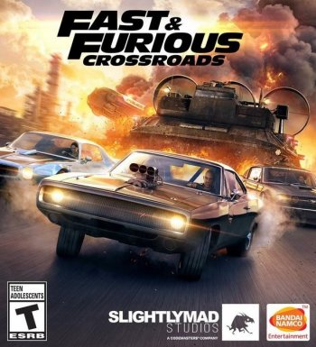 Capa de Fast & Furious: Crossroads