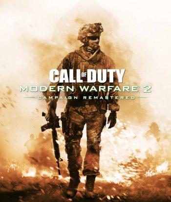 Capa de Call of Duty: Modern Warfare 2 Campaign Remastered