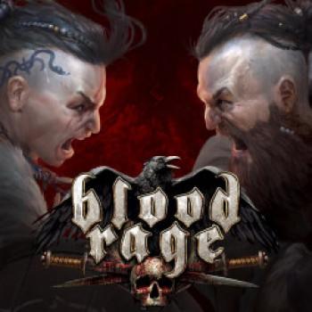 Capa de Blood Rage: Digital Edition