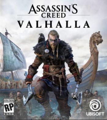Capa de Assassin's Creed Valhalla