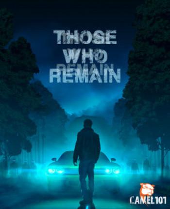 Capa de Those Who Remain