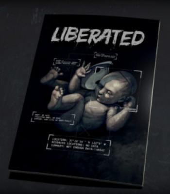 Capa de Liberated