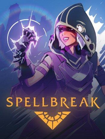 Capa de Spellbreak