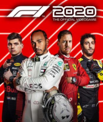 Capa de F1 2020
