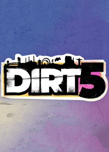 Capa de Dirt 5