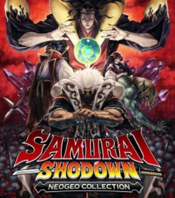 Capa de Samurai Shodown: Neo Geo Collection