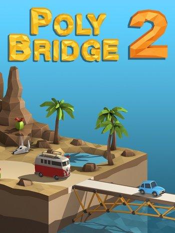 Capa de Poly Bridge 2