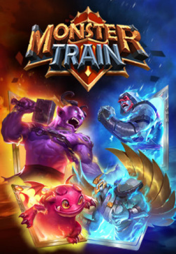 Capa de Monster Train