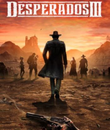 Capa de Desperados III