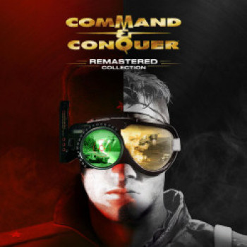 Capa de Command & Conquer Remastered Collection