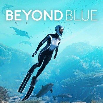 Capa de Beyond Blue