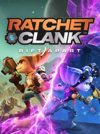 Capa de Ratchet & Clank: Rift Apart