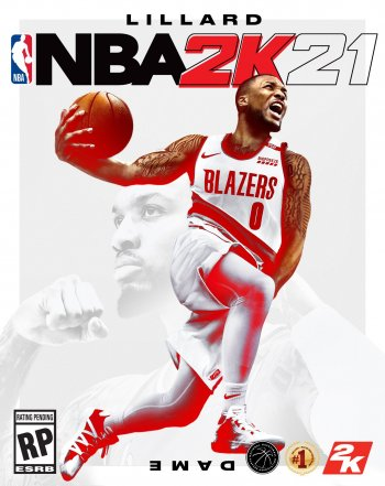 Capa de NBA 2K21