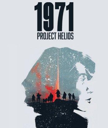 Capa de 1971 Project Helios