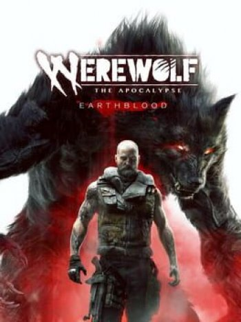 Capa de Werewolf: The Apocalypse – Earthblood