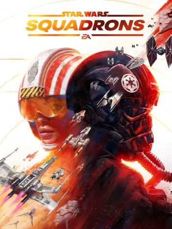 Capa de Star Wars: Squadrons