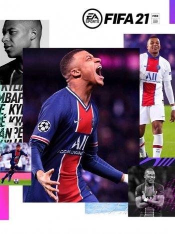 Capa de FIFA 21