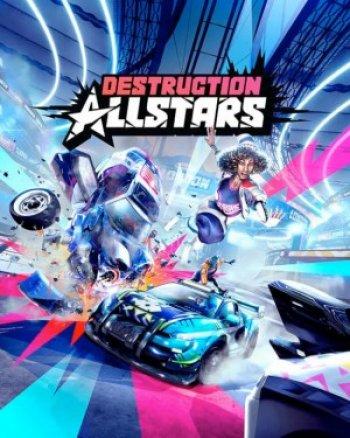 Capa de Destruction Allstars