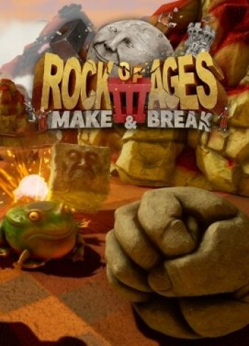 Capa de Rock of Ages 3: Make & Break