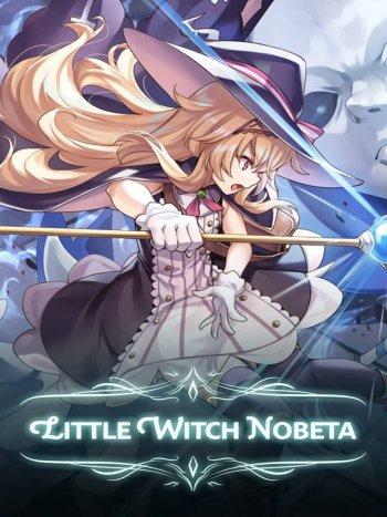 Capa de Little Witch Nobeta