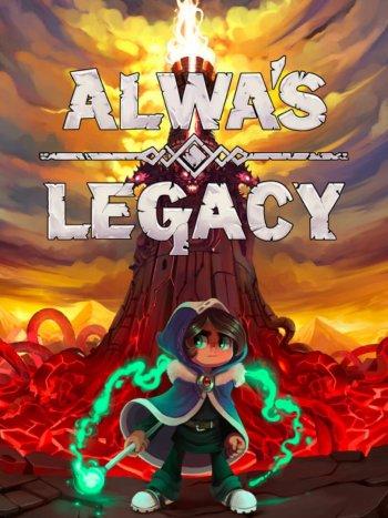 Capa de Alwa's Legacy