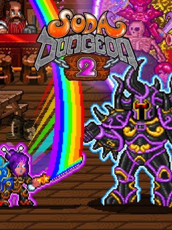 Capa de Soda Dungeon 2