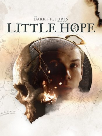 Capa de The Dark Pictures Anthology: Little Hope