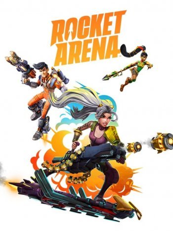 Capa de Rocket Arena