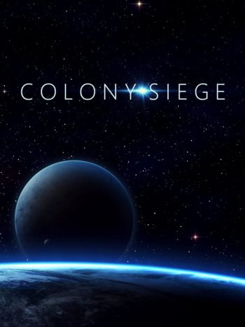 Capa de Colony Siege